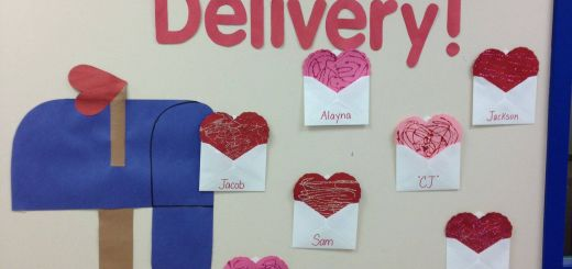 Valentines Day Decorating Ideas Beautiful Decorating the Classroom Wall for Valentines