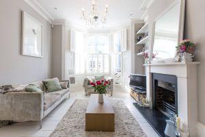 Victorian Houses Interior Design Ideas Elegant Beautiful Victorian Refurbished Living Room