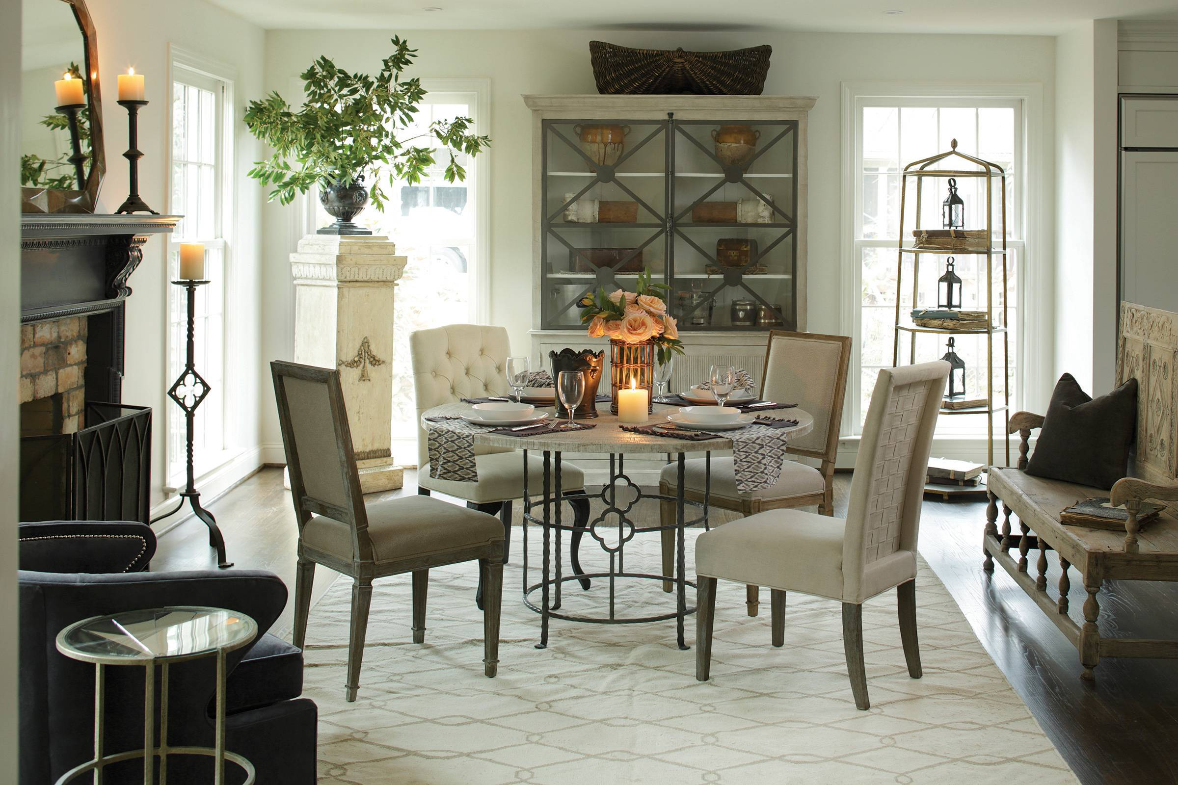 Gabby transitional dining room furniture 2015