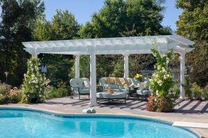 Vinyl Pergola Design Fresh 10 Small Home Garden Makeover Ideas
