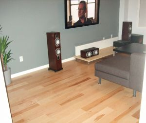 Wall Colors with Wood Trim Luxury Natural Maple Floor Blue Green Walls and White Trim