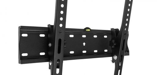 "Wall Mount Desk Awesome Yousave Accessories Slim Pact Tv Wall Mount Bracket for 26"" to 55"" Led Lcd and Plasma Flat Screen Televisions"