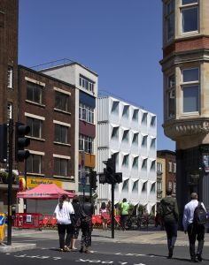 Where are Shipping Containers Made Luxury Shipping Containers Stacked Five High to Create London Hotel