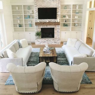 White and Aqua Living Room Inspirational Elegant Living Room Ideas 2019