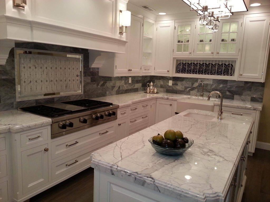 White Cabinets Granite Countertops | Home Design