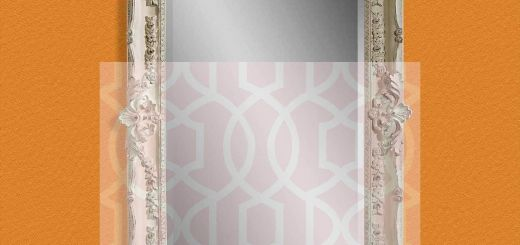 White Framed Decorative Mirror Elegant 10 Uplifting Antique Wall Mirror Decor Ideas