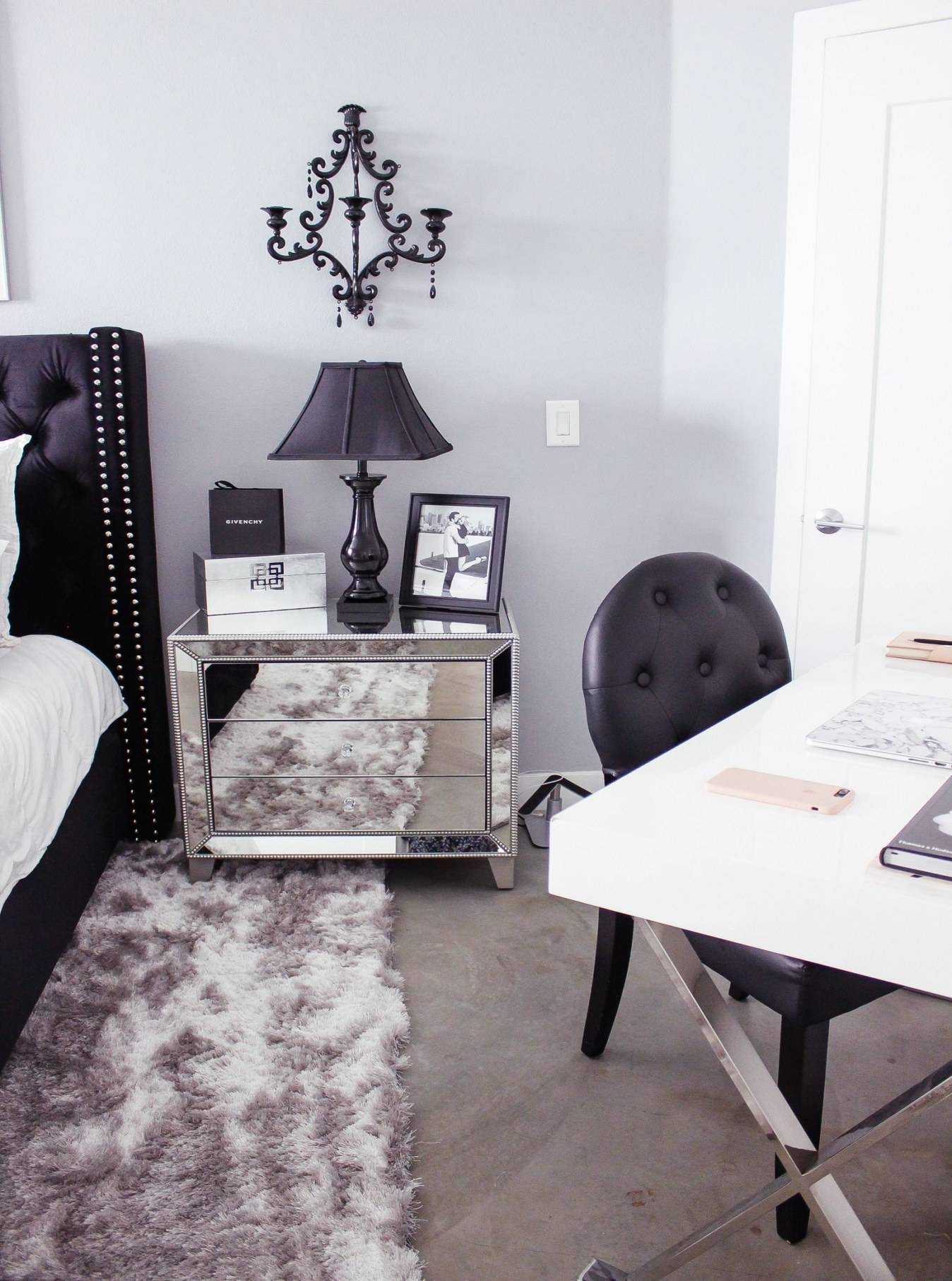 black and white bedroom bedroom cool gray bedroom decor elegant chic 0d plus the of black and white bedroom