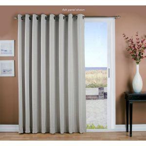 Window Treatment Ideas for Sliding Glass Doors Luxury Ricardo Grass Green Cloth Grommet Patio Panel ash Size