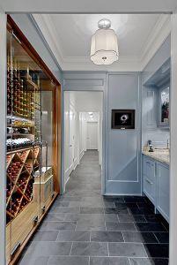 Wine Cellar In Floor Fresh Custom Wine Cabinet In Chicago Has Full Height Glass Doors