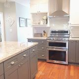 Wood and Glass Kitchen Cabinets Awesome 17 Trendy Hardwood Floor Kitchen Cabinet Binations