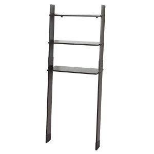 Wood Ladder Shelf Lovely Zenna Home 9431ch Leaning Wood Ladder Style Bathroom Spacesaver Espresso