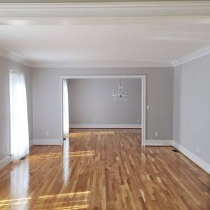 Wood Trim with Wood Floors Lovely Grey Walls with Wood Floors Grey Walls with Wood Floors