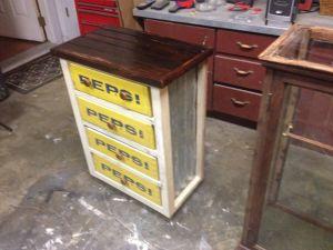Wooden Crate Ideas Unique My Pepsi Crate Cabinet Diy Ideas In 2019