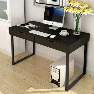 Workstation Ideas Fresh Black Puter Desk Study Table Pc Laptop Workstation Home