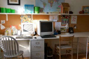 Workstation Ideas Luxury Vintage Inspired Playroom Family Fice
