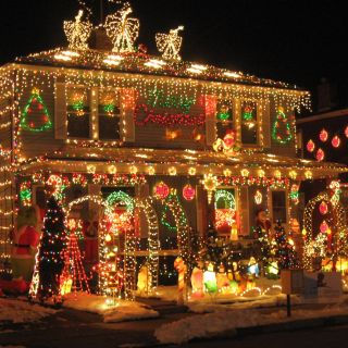 Xmas Lights and Decorations Elegant Make Your Home Sparkle This Christmas – Christmas Lights