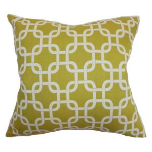 Yellow Decorative Pillow Covers Awesome the Pillow Collection Qishn Geometric Pillow Summerland