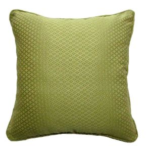 Yellow Decorative Pillow Covers Fresh 12x12 Olive Green W Light Yellow Dots Brocade Decorative