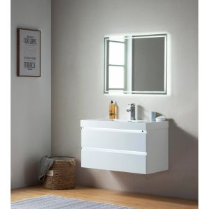 36 Inch Vanity Beautiful Vanity Art 36 Inch Single Sink Wall Mounted Bathroom Vanity