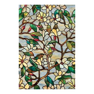 "Artscape Window Film New Artscape Summer Magnolia Window 24""x 36"" In 2019"
