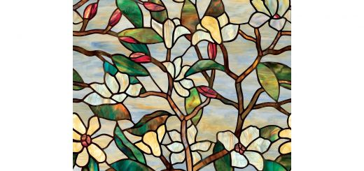 "Artscape Window Film New Artscape Summer Magnolia Window 24""x 36"" In 2019"