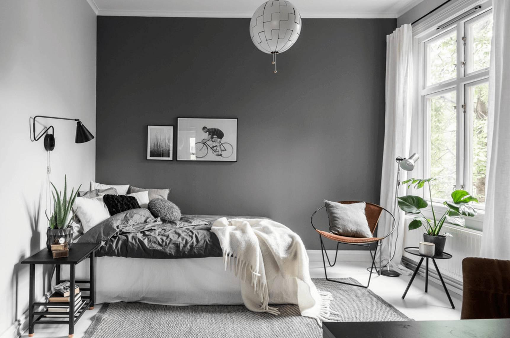 22 grey bedroom ideas homebnc