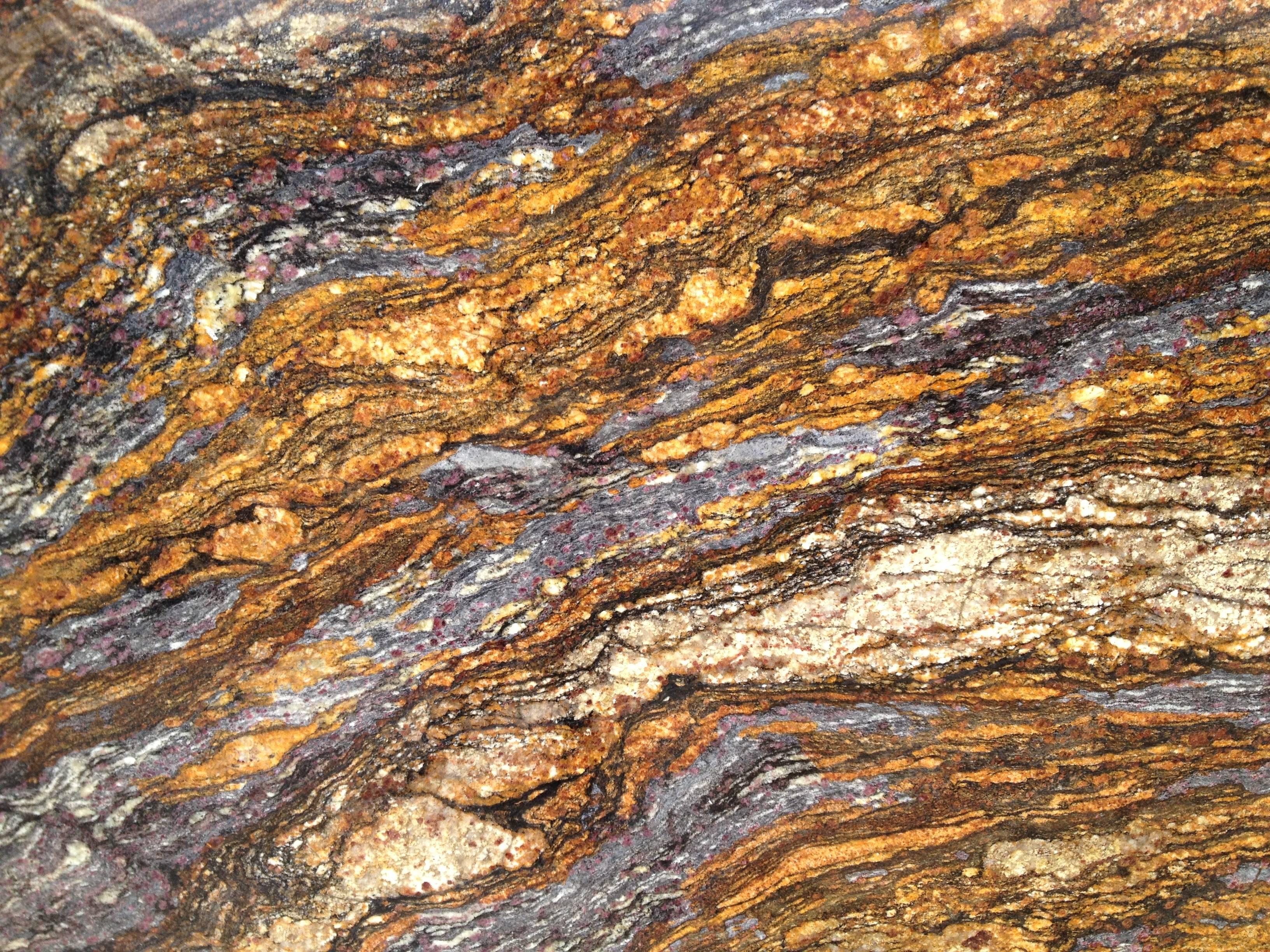 Blue Fire Granite 2