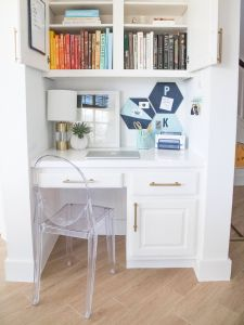 Built In Desk New Diy Kitchen Mand Center