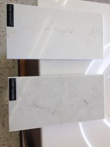 Calcutta Gold Granite Awesome Here is A Better Picture Of A Parison Between Caesarstone