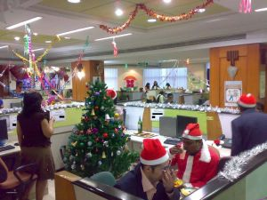 Chrismas Design for Office Beautiful Elegant Corporate Christmas Party themes