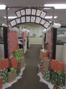 Chrismas Design for Office New Christmas Decorations Can Boost Morale at the Office Leland