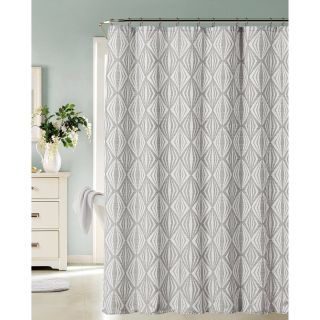 Contemporary Shower Curtains Unique Dainty Home Romance Printed Fabric with Lurex Shower Curtain