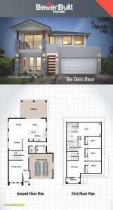 Contemporary Style Home Elegant Contemporary Family Home Modern House Plans Designs with