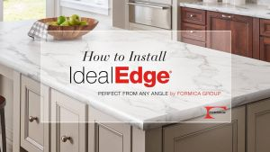 Countertop Edge Styles Awesome Idealedge Decorative Edging