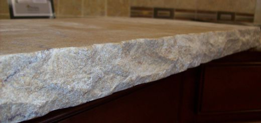 Countertop Edge Styles Fresh Chiseled Granite Edge
