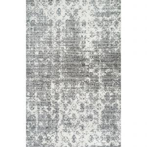 Dark Gray Carpet Best Of Bloom Cool Gray Dark Gray Ivory area Rug