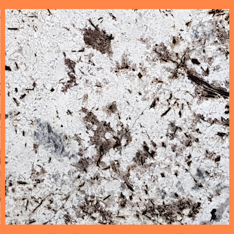 alaska delicatus white ice bianco antico granite