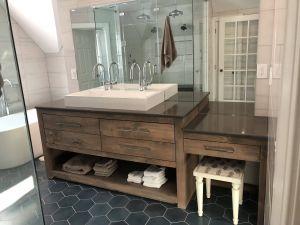 Double Vanity Bathroom Lovely Custom Vanity Etsy Bathroom In 2019