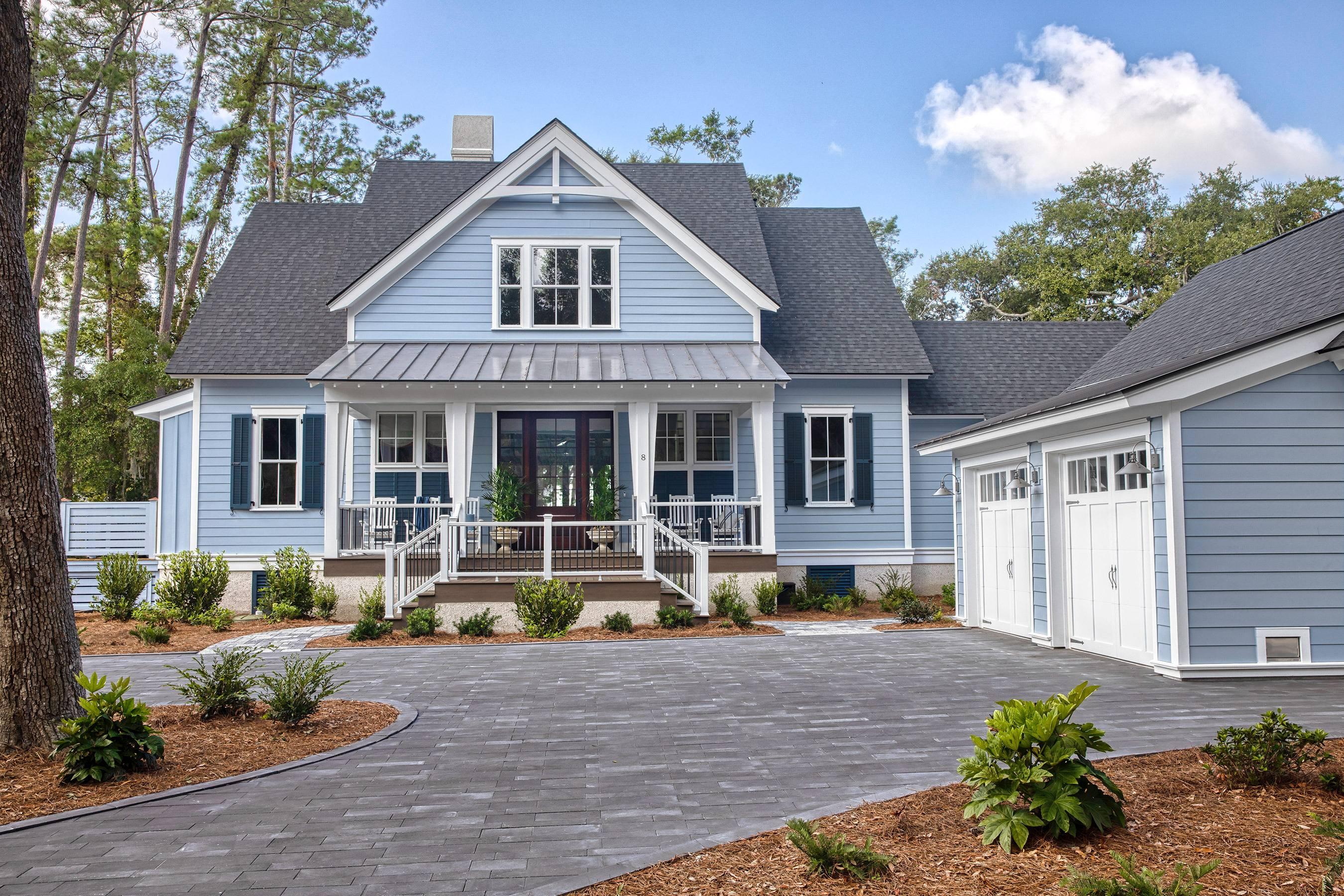 hgtv dream home 2020 front yard
