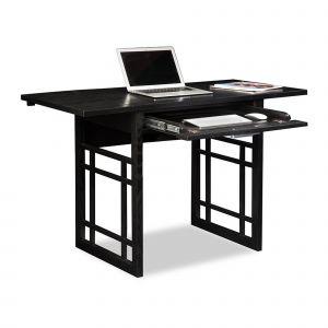 Drop Leaf Desk Best Of Drop Leaf Puter Writing Desk Black Oak Leick Home