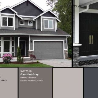 Exterior House Design Lovely Updated Farmhouse Exterior Screet Updated Farmhouse