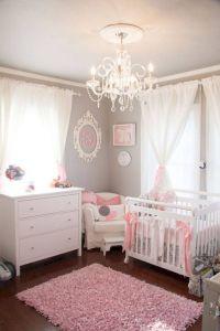 Girl Nursery Ideas New 33 Adorable Nursery Room Ideas for Baby Girl