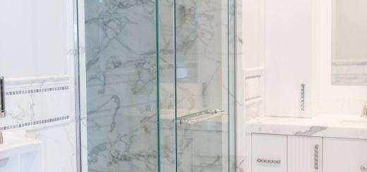 Glass Bathroom Doors New Frameless Clear Glass Shower Enclosure Door 2 Inline