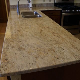 Golden Fantasy Granite Elegant 3cm Kashmir Cream Granite In 2019