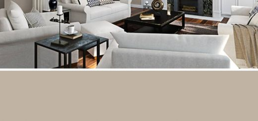 Gray and Beige Elegant top 5 Living Room Paint Ideas to Make Your Room Pop