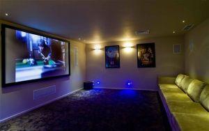 Home theater Ideas New 20 Home Cinema Room Ideas