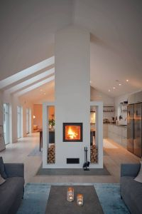Indoor Outdoor Fireplace Awesome 16 Gorgeous Double Sided Fireplace Design Ideas Take A Look