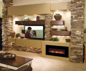 Indoor Outdoor Fireplace Fresh Awesome Modern Contemporary Cute House