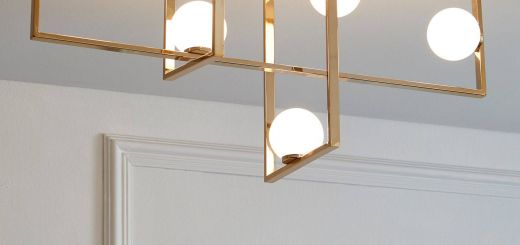 Kids Ceiling Lights Beautiful Next Fitz Flush Fitting Light Gold In 2019