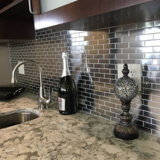 Kitchen Backsplash Photos Lovely 35 Challenging Green Glass Tile